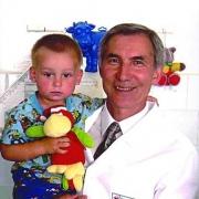 Омская областная детская больница отмечает юбилей