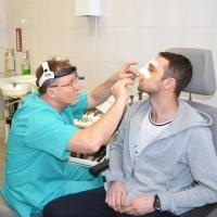Лечение опухолей гортани в Западно-Сибирском медицинском центре ФМБА России