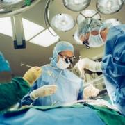 Удаление геля из груди