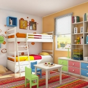 Выбираем мебель для детской